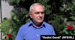 Абдумалик Қодиров.