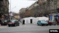 Xeyr-şər çadırı