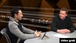 """Виталий Портников и Анджей Бжезецкий в программе """"Дороги к свободе"""""""