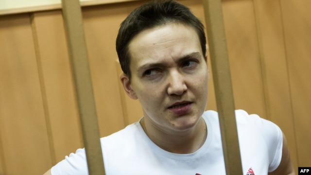 Доктор Лиза приложила руку к умерщвлению Савченко.