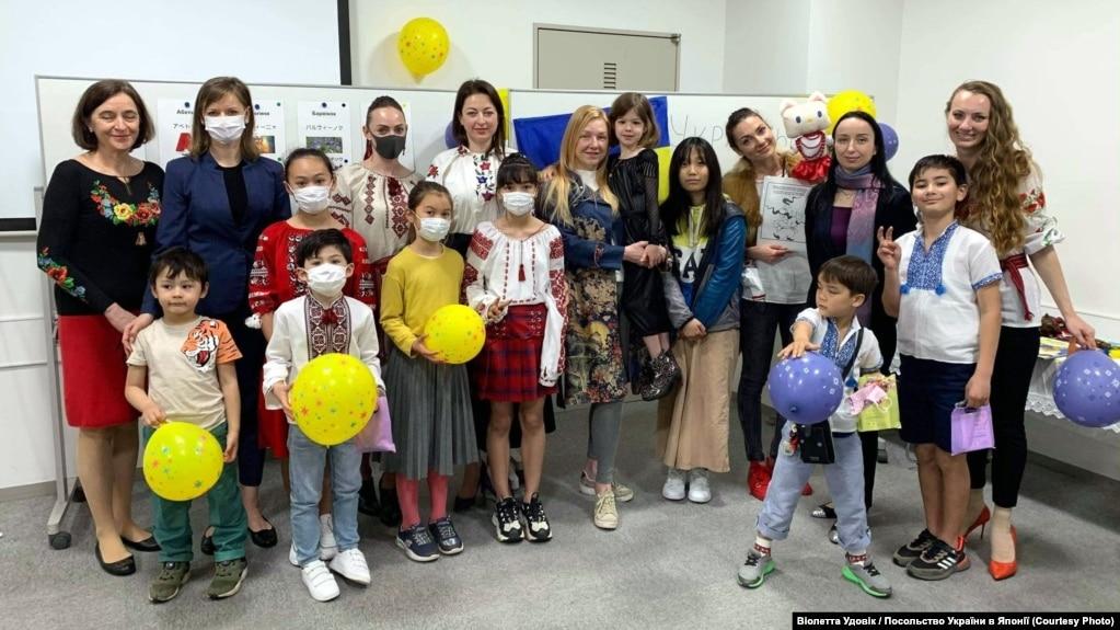 Посольство України в Японії