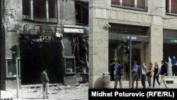 Сараево - некогаш и сега.