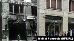 Sarajevo: Vrijeme rata i posle