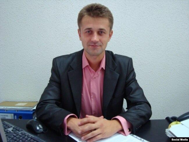Валерій Присяжний