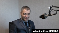 Octavian Țâcu, candidatul Partdului Unității Naționale în alegerile prezidențiale din 1 noiembrie, 2020.