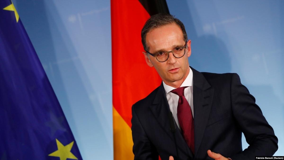 Время России выполнять обязательства в отношении Донбасса – глава МИД Германии