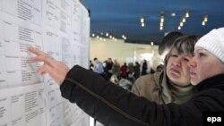 Moskvada Əmək Yarmarkası, 24 mart 2009