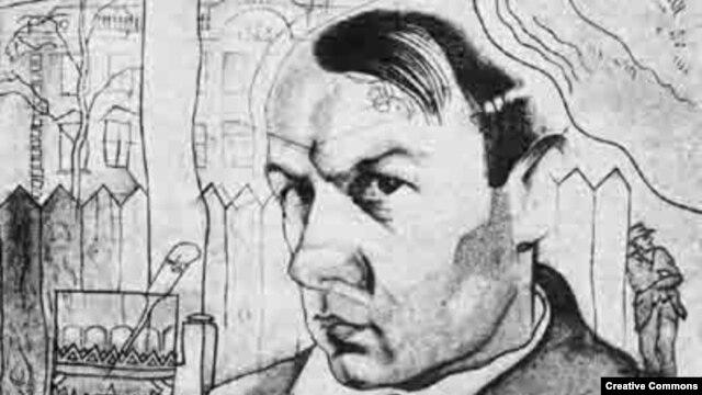 Юрий Анненков. Автопортрет (1917)