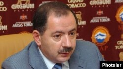 Հայաստան -- ՀՅԴ-ի բյուրոյի անդամ Աղվան Վարդանյան