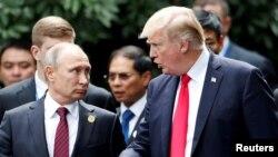 Зустріч Дональда Трампа та Володимира Путіна запланована на 16 липня