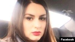 """Инна Нашева, выдвиженец от оппозиционной """"Партии возрождения России"""" из КЧР"""