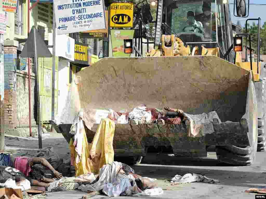 Catastrophe In Haiti #6