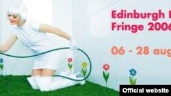 В прошлом году на фестивале в Эдинбурге было продано миллион триста тридцать пять тысяч билетов