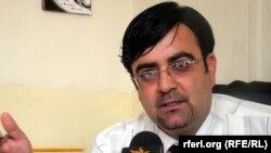 آرشیف/ تصویر از وحیدالله توحیدی سخنگوی برشنا شرکت در سال 2012، زمان که آقای توحیدی سخنگوی وزارت مالیه افغانستان بود