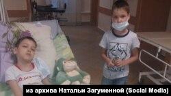 Максим и Матвей Загуменные из Хабаровского края