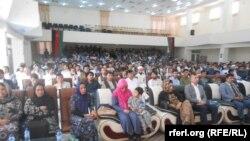 محفل تجلیل از روز همبستگی اقوام پشتون و بلوچ در ولایت سرپل