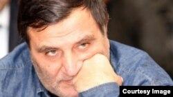 Outgoing Khasavyurt Mayor Saygidpasha Umakhanov (file photo)