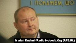 Суддя Дніпровського районного суду Києва Микола Чаус