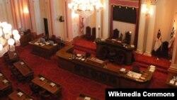 U.S. - The California State Senate.