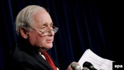 "Senator Levin says missile-shield cooperation would ""change the entire dynamic vis-a-vis the world and Iran."""