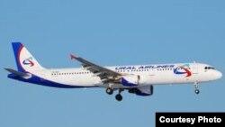 Uzbekistan -- Ural Airlines plane
