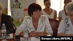 Larisa Chirilenco