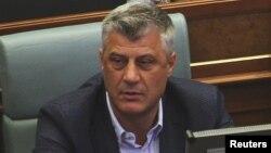 Косовскиот министер за надворешни работи Хашим Тачи