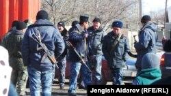 Кыргызские пограничники подозреваются в убийстве гражданина Узбекистана.