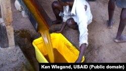 Обработка сырого пальмого масла, Республика Конго