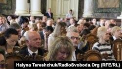 Дні української діаспори в рамках зустрічі Світового конгресу українців у Львові