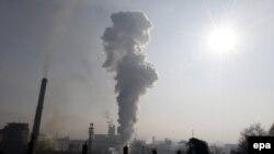 Najvećim delom zagađenje potiče iz Kine