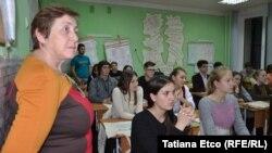 Imagine generică. Liceul din Grigoriopol evacuat la Doroţcaia