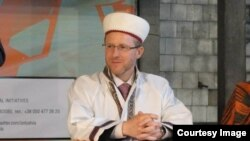 Муфтій Всеукраїнського Духовного управління мусульман України Саїд Ісмагілов
