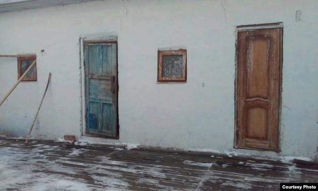 ЛИУ-23, Свердловская область, туалеты