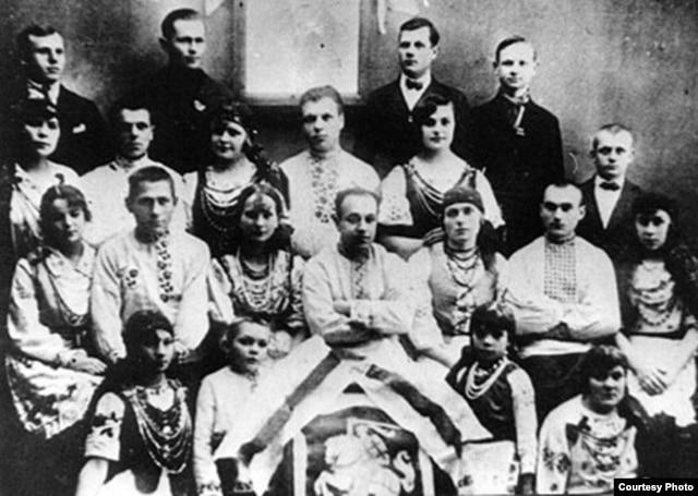 Гурток Таварыства беларускай школы ў Міры, 1930 год