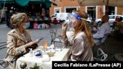 Италиянын баш калаасы Рим, 18-май 2020-жыл.