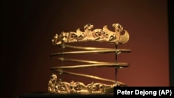 «Спорное» золото скифов
