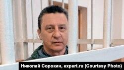 Экс-глава Холмского района и бывший мэр Александровск-Сахалинского Сергей Гейченко