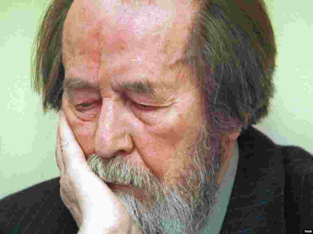 Back in Russia, Solzhenitsyn continued to lament Russia's spiritual decay and called for a moral revival based on Christian values. But his message was lost on many Russians, especially from the younger post-Soviet generation.