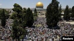 Палестинадагы Орозо айт