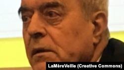 Ален Жюйе, бывший руководитель Службы внешней разведки Франции