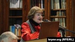 Експерт Інституту демократії імені Пилипа Орлика Наталія Беліцер