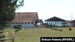 Objekti bivšeg logora Manjača, Prijedor, 2012.