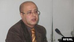 Канадалық кәсіпкер Адонис Дербас. Алматы, 5 қаңтар, 2009 жыл