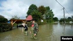 Poplave u Hrvatskoj