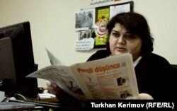 Xədicə İsmayılova