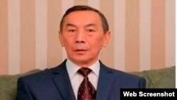 Қийноққа солинганини айтган собиқ прокурор Фарҳод Шайманов.