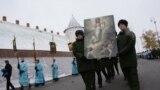 Tatarstan -- Procession in Kazan