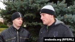 Уладзіслаў Варанецкі і Іван Салохін