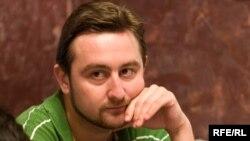 RFE/RL Russian Service correspondent Maxim Yaroshevsky